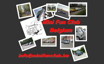 Mini fun club Belgium